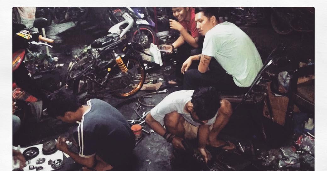 Rincian modal usaha Bengkel Motor paling minim - ProfBiaya.com