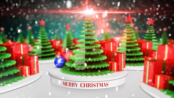 Short Christmas Greeting[Videohive][After Effects][22852885]