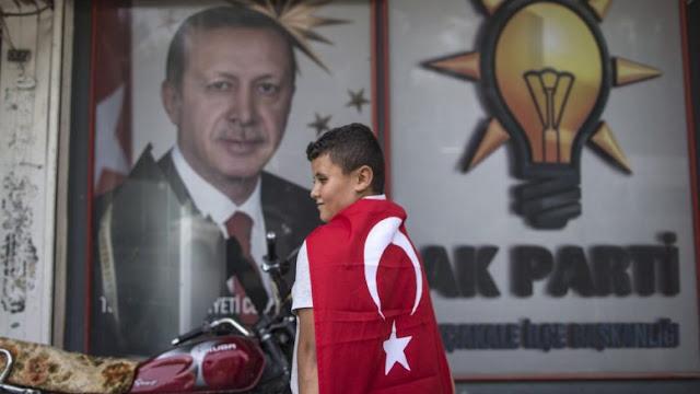Η υπερηφάνεια και η ομοψυχία των Τούρκων!