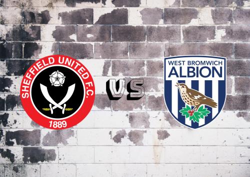 Sheffield United vs West Bromwich Albion  Resumen