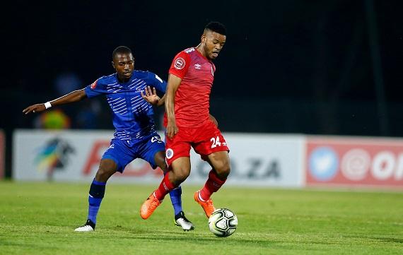 SuperSport United star Sipho Mbule