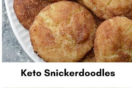 Keto Snickerdoodles