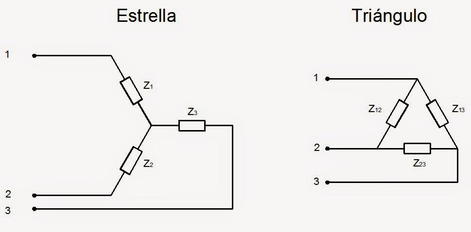 Ingeniería Eléctrica: Relación de resistencias estrella