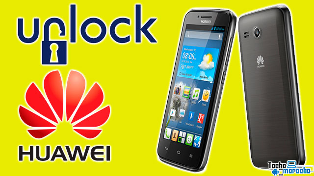 liberar Huawei Y320, Y321, Y520