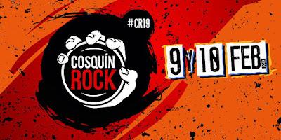 Ya tenemos la grilla del Cosquín Rock 2019.