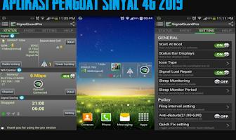 Aplikasi Penguat Sinyal Smarften 4G