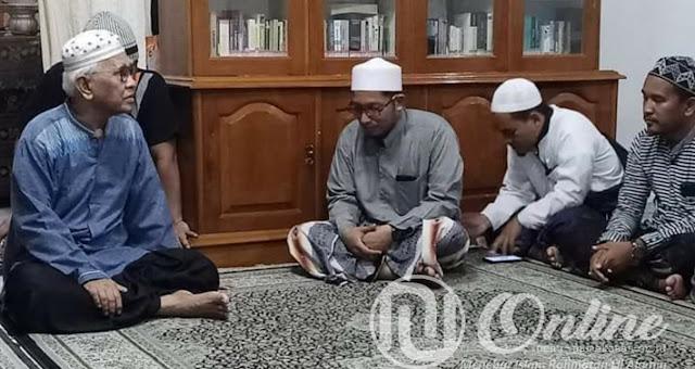 Dicela Umar Hamdan Karrar Via Facebook, Gus Mus Memaafkan