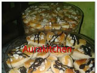 Resep Kue Kering Kacang Topping Coklat