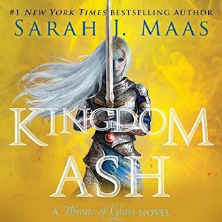 Kingdom of Ash by Sarah J. Maas Audiobook