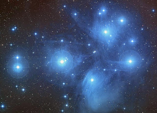 Las estrellas, Las Pléyades
