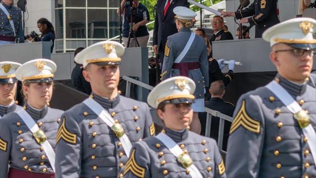 Abusos sexuales crecen un 25 % en academias militares de EEUU