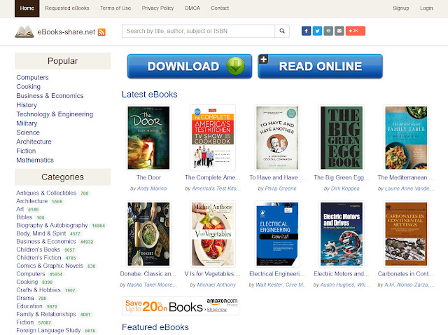 Top 10 Best Torrent Site For Download Books