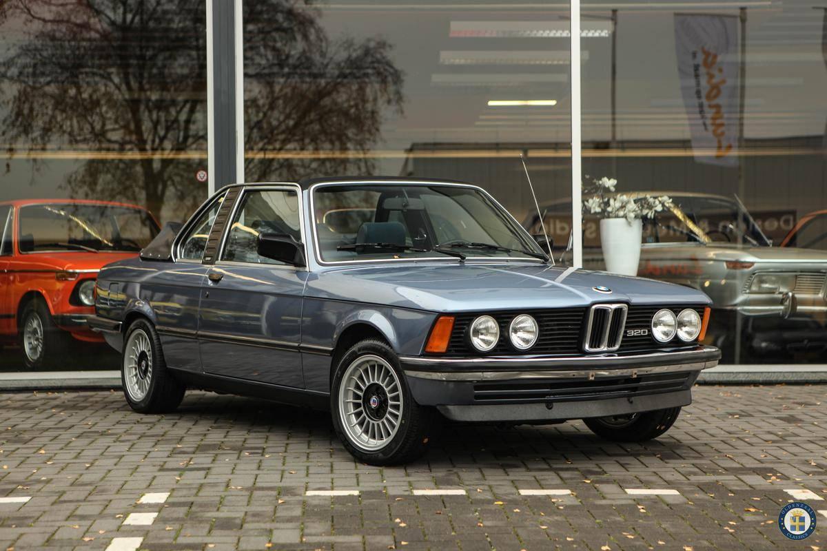 Baurspotting 1981 Bmw 320 3206 Tc Baur Ac 1st Owner 45k Miles