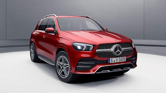 Đánh giá Mercedes GLE 450 4MATIC 2021