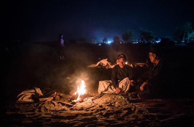 ritual adat di pantai parangkusumo jogja