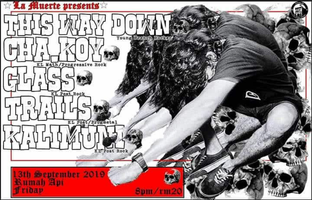Music Speaks Louder Than Words: This Way Down Live At Rumah Api