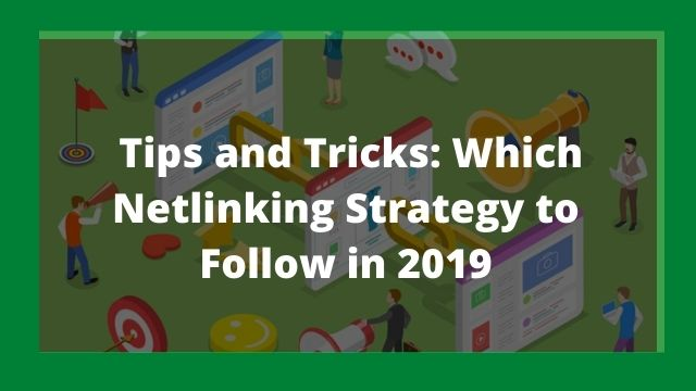 Netlinking Strategy