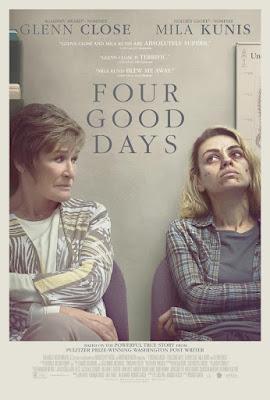 Four Good Days 2021 DVD BD NTSC Latino