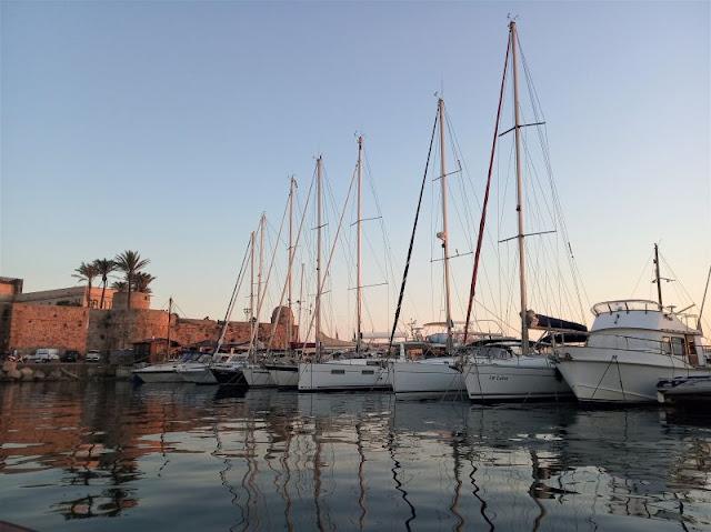 imbarcazioni porto turistico Alghero