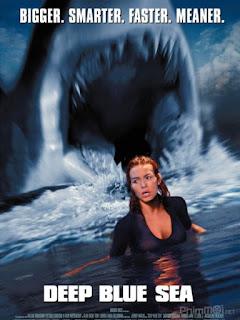 Biển xanh sâu thẳm - Deep Blue Sea (1999) | Full HD VietSub