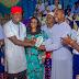 Catholic women Organisation hosts Valentine Ozigbo, wife on his 51st bi