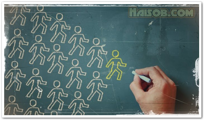 Cara menambah memperbanyak teman di blog dengan cara saling Follow