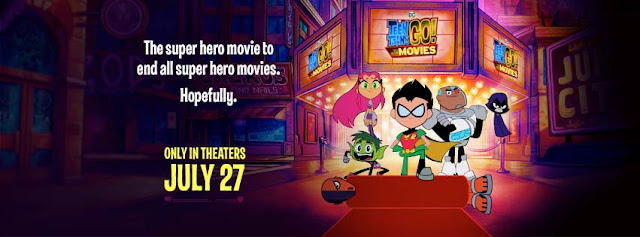 Film Teen Titans Go! To the Movies 2018