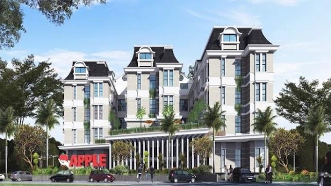 Eksklusif : Hunian Modern Dengan Konsep 'Low Rise Apartement' Hanya di  Apple Residence