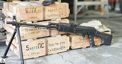 M13-Ordnance-RPK-74M-Build
