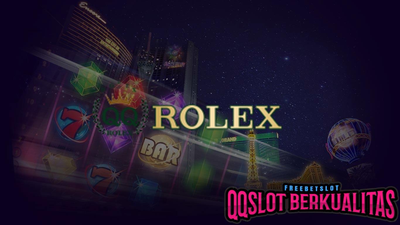 QQrolex Judi Slot Online Terpercaya Di Asia