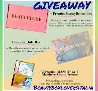 Logo Vinci gratis esclusive Beauty Box ''Beautytude'' con prodotti cosmetici