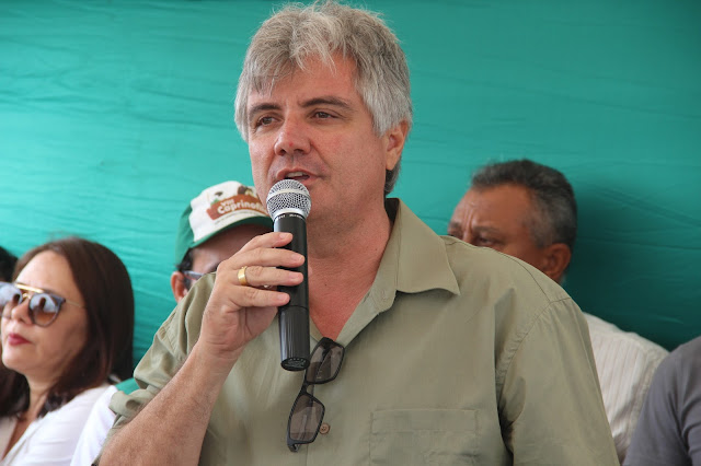Resultado de imagem para imagens de cleomatson prefeito de santan filomena