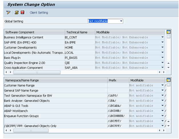 How To Open Close Client Using Se06 And Scc4 Full Sap Basis