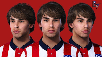 PES 2021 Faces João Félix by LR7
