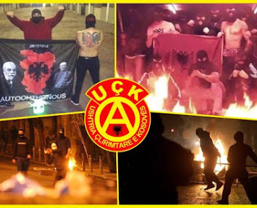 Χρυσή Αυγή : Πλήρης επιβεβαίωση από τον κυριακάτικο Τύπο. Οι αλβανοί ουτσεκάδες καθοδηγούν και ελέγχουν τους «αντιεξουσιαστές» των Εξαρχείων