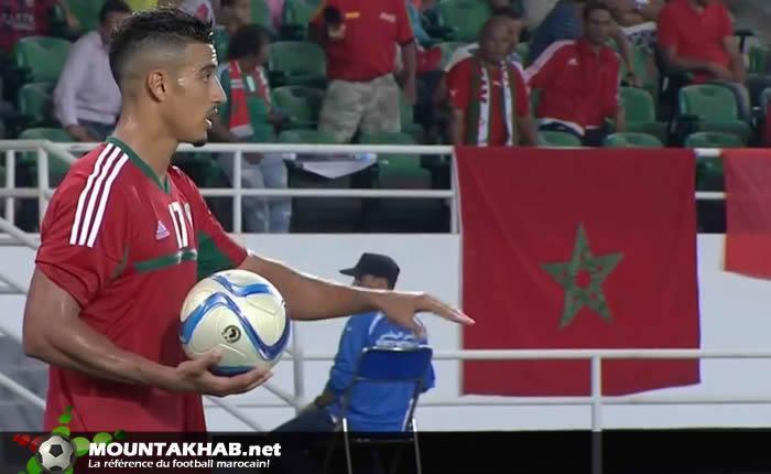Le Maroc s'impose face à Sao Tomé et principe