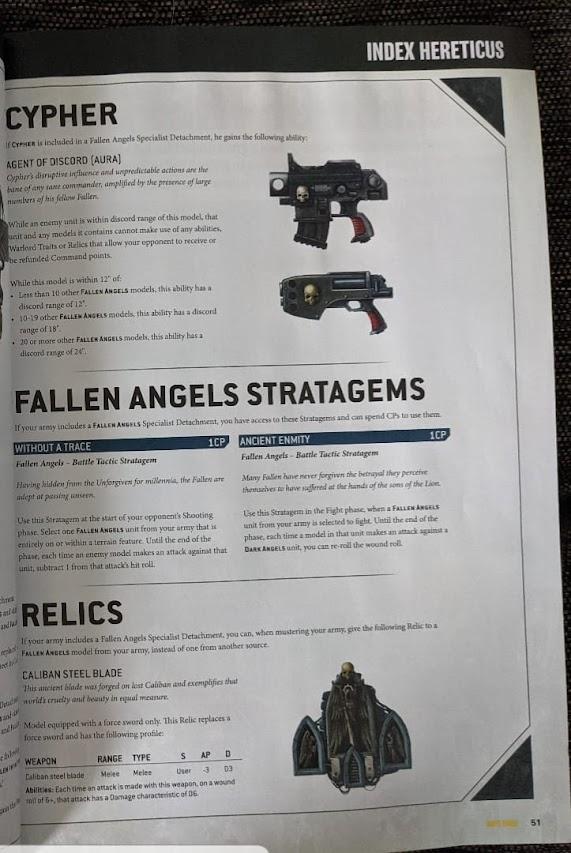Index Fallen Angels