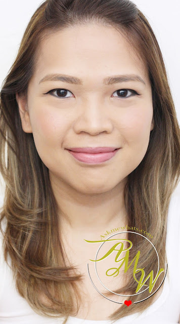 a photo of Nikki Tiu_AskMeWhats Pixi By Petra MultiBalm 2-in-1 Cheek & Lip Review shades 58 Baby Petal and 59 Cocoa