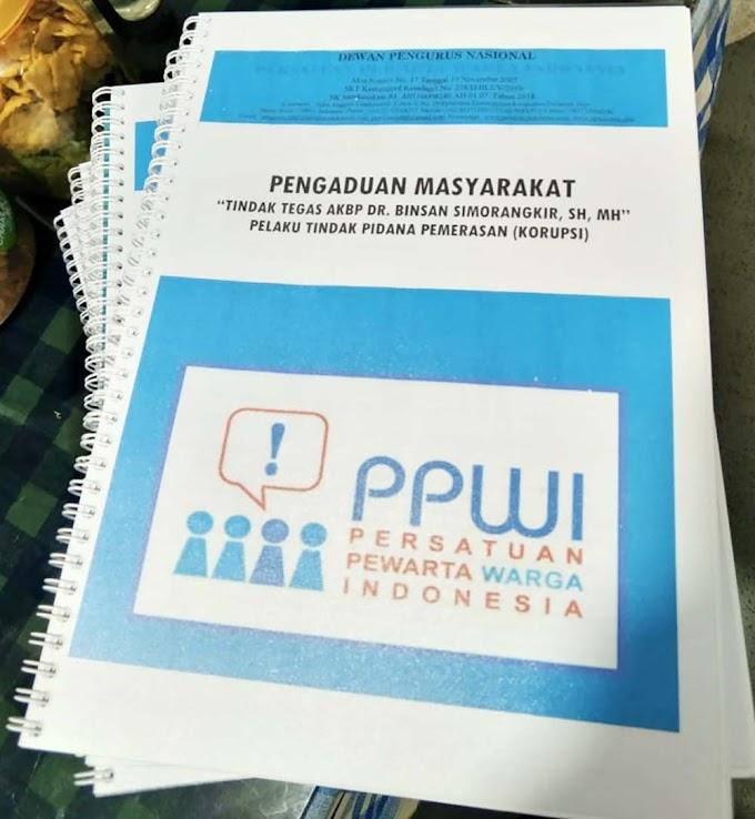 Oknum Penyidik Bareskrim Diduga Peras Warga, PPWI Lapor Kapolri dan Presiden