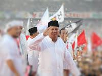 Prabowo Tampil Bela Jokowi yang Dihujat Oposan; Denny Siregar Sindir Militansi Pendukung Jokowi yang Santuy