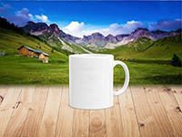 Tutorial Mockup Mug Photoshop (Free PSD)