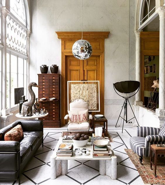 27 Eclectic Farmhouse Decor Family Rooms Coffee Tables 61: Automatism