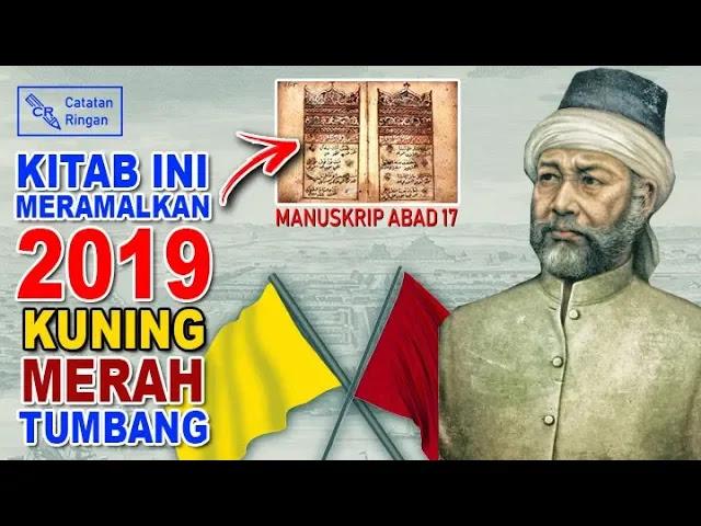 Kitab Kuno Syiah Kuala Tuliskan Tahun 1440 H (2019) Muncul Pemimpin yang Adil dan Bijaksana
