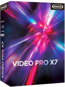 Download Magix Video Pro X7