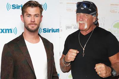 Chris Hemsworth akan melakonkan Hulk Hogan