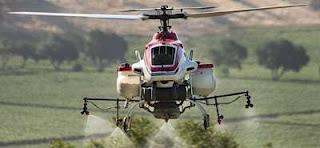 Yamaha Rmax, Salah Satu Drone yang Membantu untuk Menyemprotkan Pestisida ataupun Pupuk