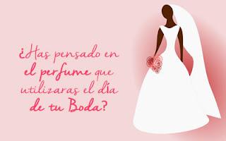 En Sensualité tenemos la lista perfecta de perfumes para el día de tu boda