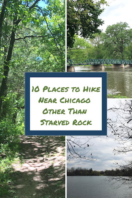 10 Places to Hike Near Chicago Other Than Starved Rock