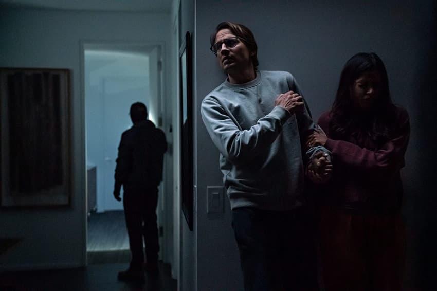 Рецензия на фильм «Посторонние» (Intrusion) - свежий эксклюзивный триллер Netflix
