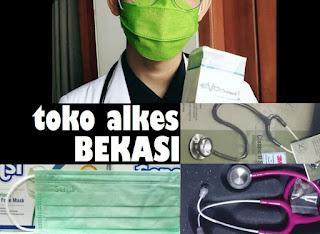 toko alat kesehatan di kota Bekasi
